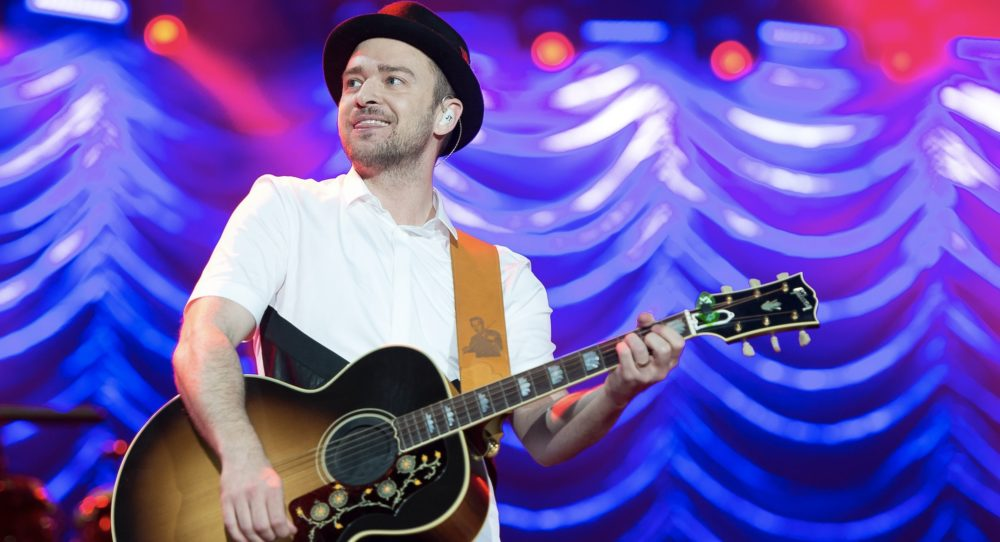 Justin Timberlake just dropped a surprise single, and it's officially your new song of summer