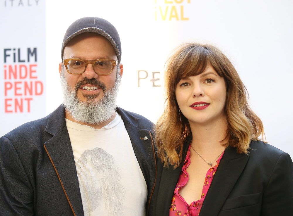 "In today's Women Doing Emotional Labor news, Amber Tamblyn helped David Cross realize how he was ""wrong"""