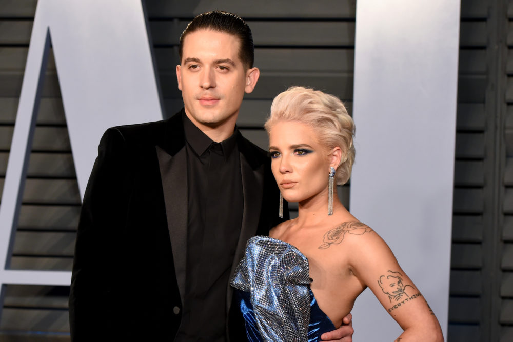 Halsey just addressed her breakup with G-Eazy in a candid Instagram post