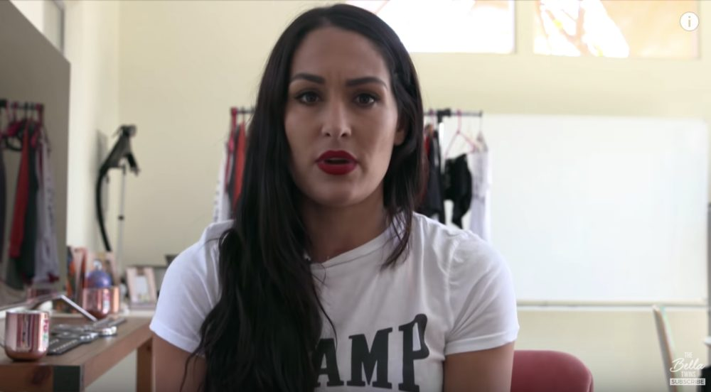 Nikki Bella clarified her relationship status with John Cena after a recent <em>Total Bellas</em> ep showed them reconciling