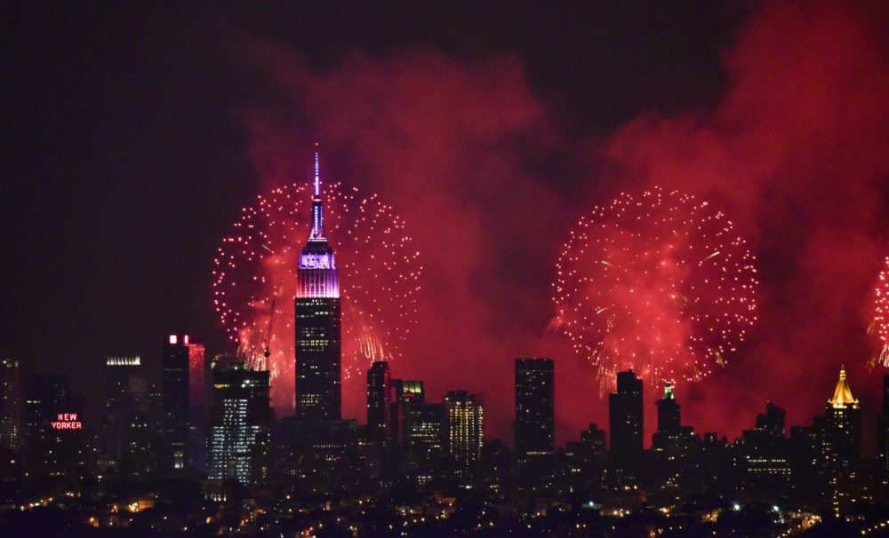How to watch the Macy's Fourth of July fireworks display without a TV