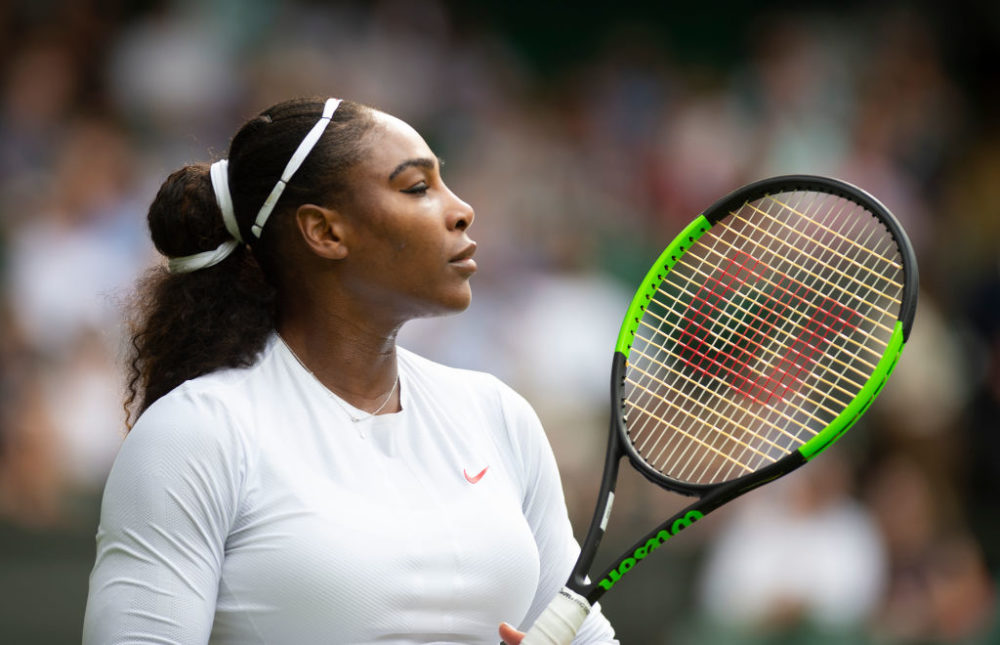 Wimbledon still only acknowledges the marital status of female players, which is sexist AF