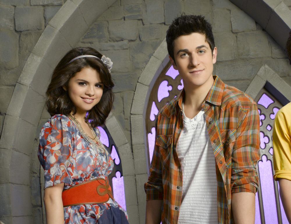 Selena Gomez had a <em>Wizards of Waverly Place</em> reunion on the Fourth of July at Disneyland — and this just seems right