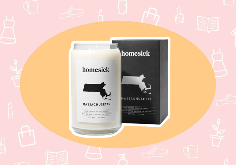 WANT/NEED: A candle for when you're feeling homesick, and more stuff you want to buy