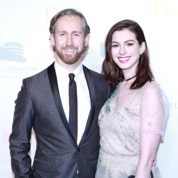 The internet is convinced that Anne Hathaway's husband is actually William Shakespeare