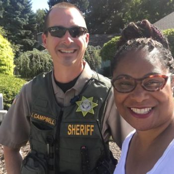 Someone called the police on a black state legislator while she was canvassing in her own district