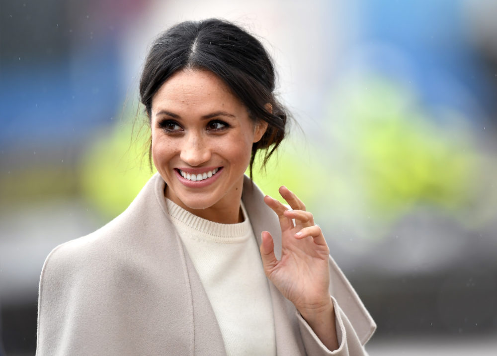 Meghan Markle Seems To Have A British Accent Can You