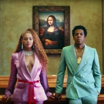 """The Louvre is offering Jay-Z and Beyoncé tours to showcase artwork featured in the """"Apes**t"""" video, and oh mon dieu"""