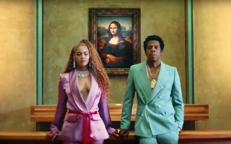 "The Louvre is offering Jay-Z and Beyoncé tours to showcase artwork featured in the ""Apes**t"" video, and oh mon dieu"