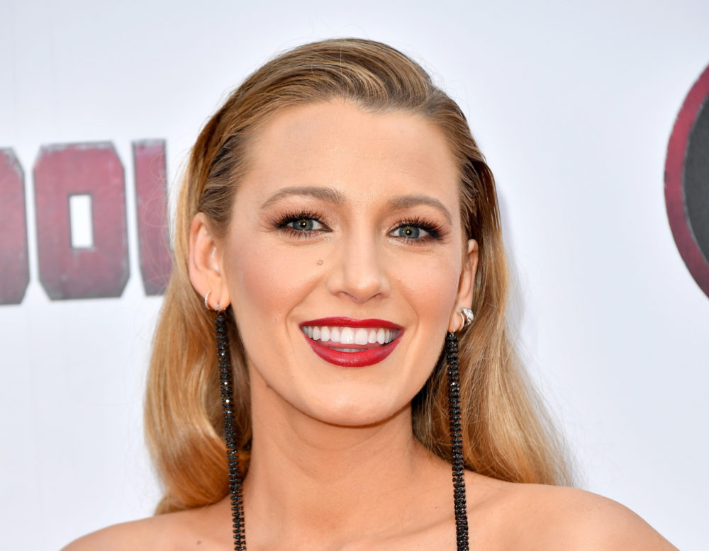 Blake Lively Is Unreco...