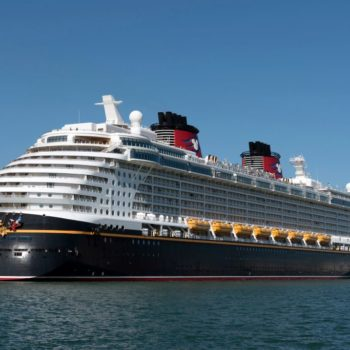 This new Disney cruise, which sails along the Pacific Northwest Coast, was made for fans of <em>The Goonies</em>