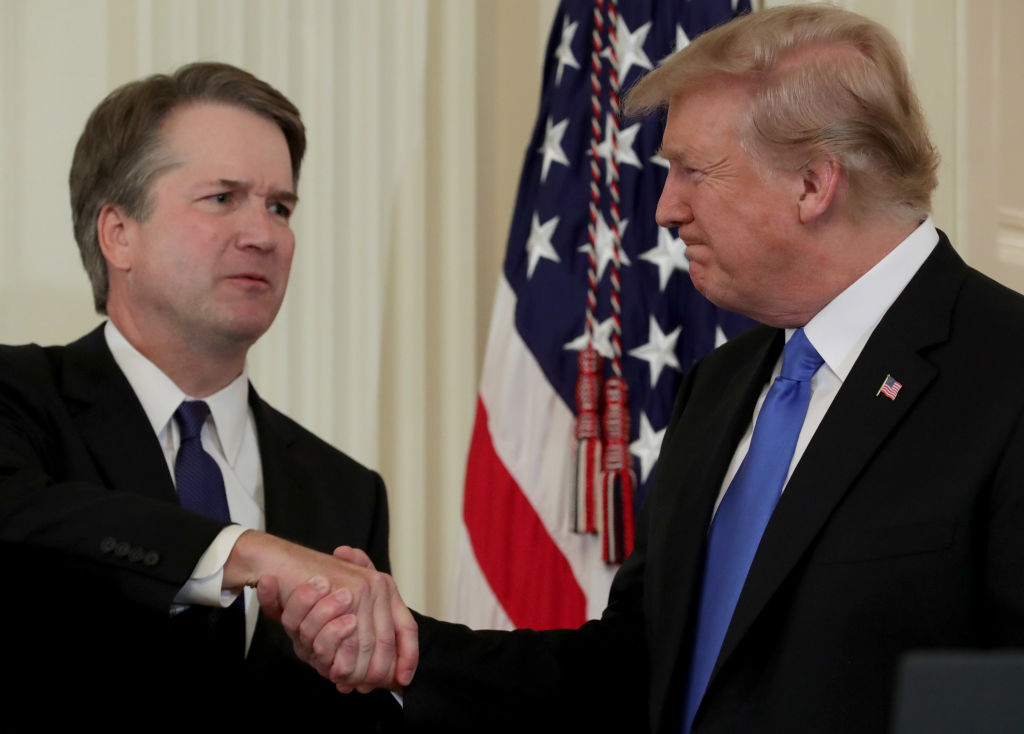 Trump announced Judge Brett Kavanaugh as his Supreme Court nominee, and he's definitely conservative