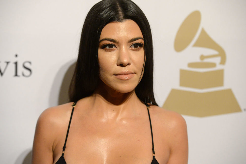 Kourtney Kardashian shut down mommy-shamers with one perfect clapback