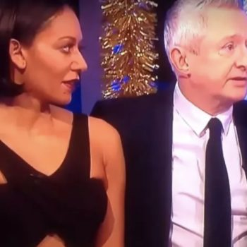 A video of Mel B getting groped on live TV just resurfaced, and Twitter is out in full force