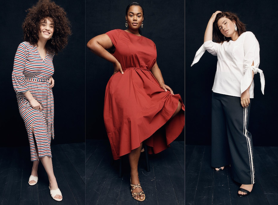 J.Crew launches collection with plus-size fashion brand Universal Standard