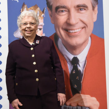 Mr. Rogers' wife revealed how they fell in love, and our hearts