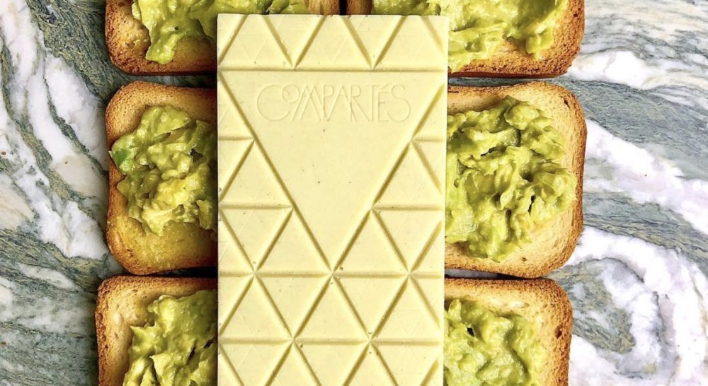 Avocado toast chocolate is a thing, because...millennials