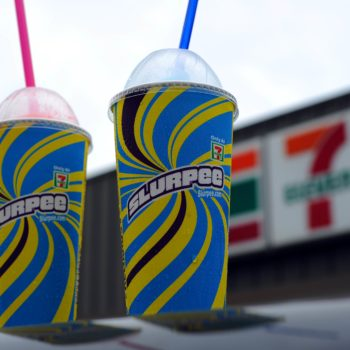 You can get a free 7-Eleven slurpee today — here's how