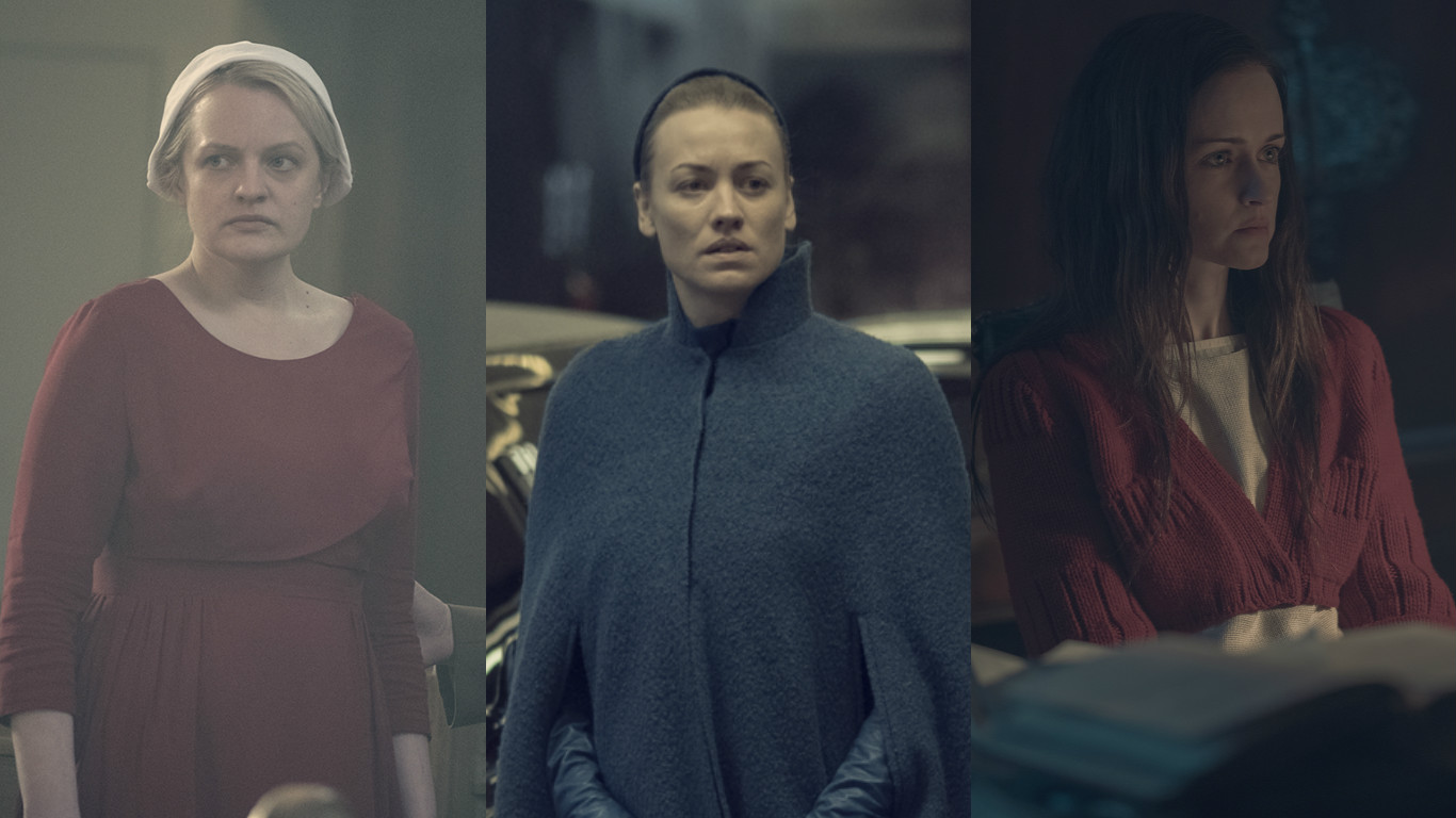 <em>The Handmaid's Tale</em> season finale shows what happens when women finally speak up — and how the consequences are often dire