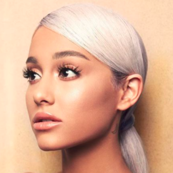 Ariana Grande explained why she's never going to be quiet about her liberal politics