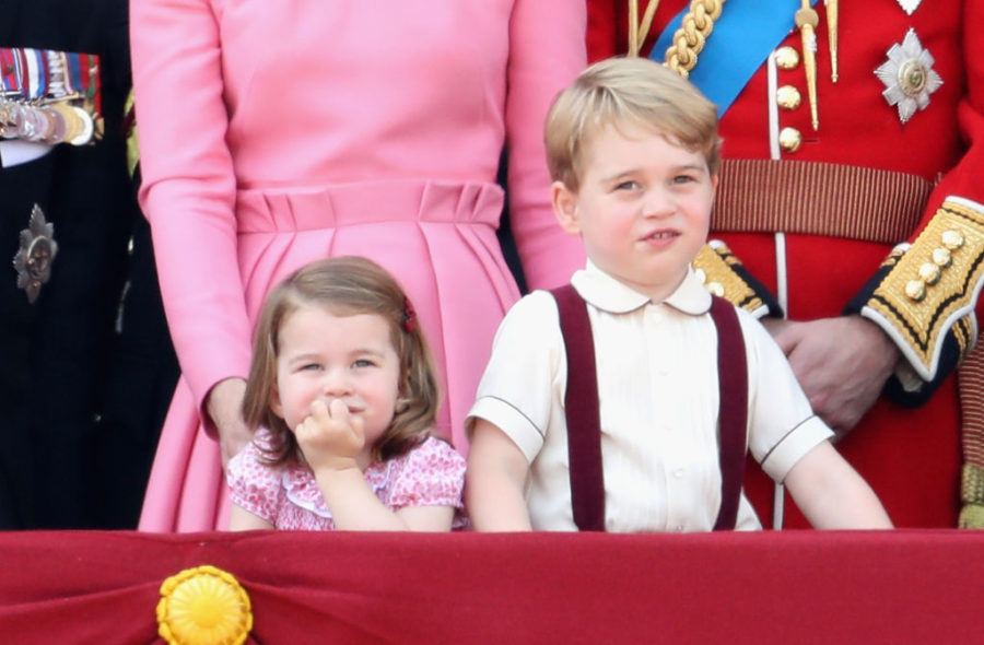 Prince George and Princess Charlotte just added another royal wedding to their schedule