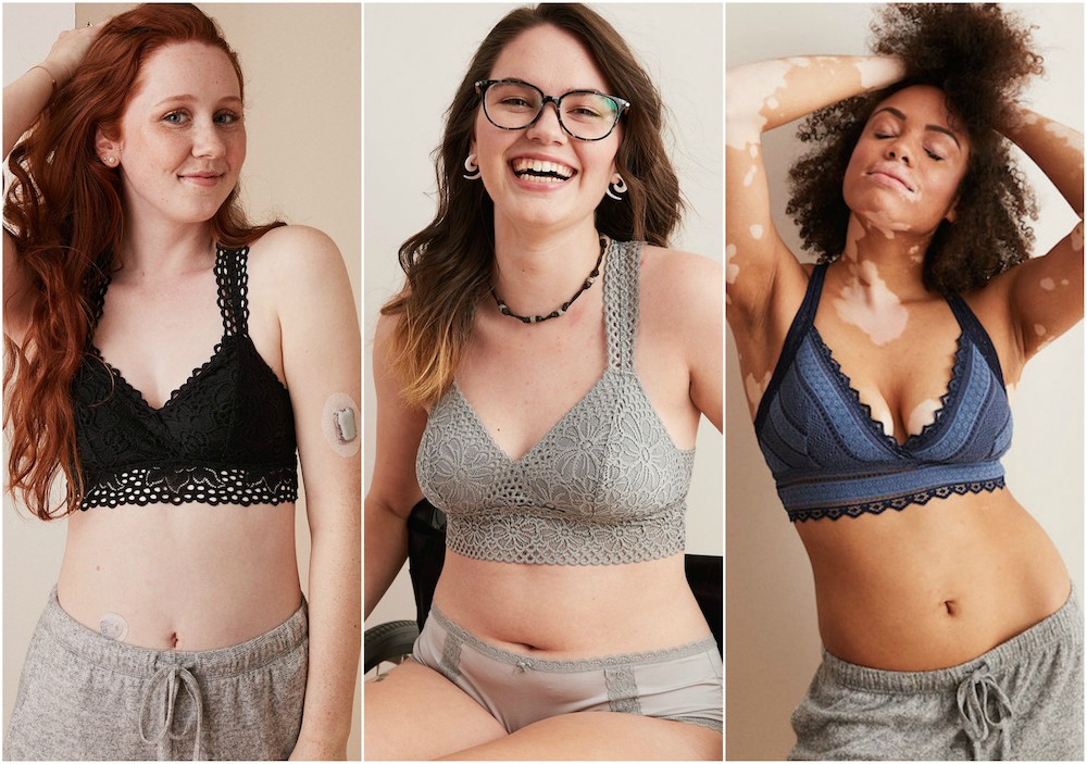 Aerie Is Featuring Models With Disabilities And Illnesses Hellogiggles
