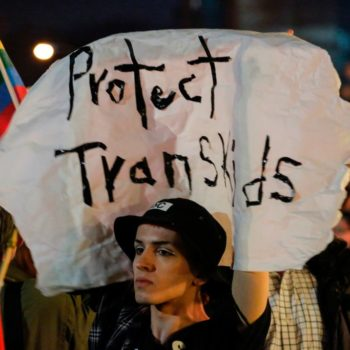 """A judge said transgender teens lack the """"maturity"""" to change their names, and one family is fighting back"""