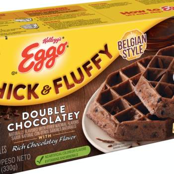 Eggo just introduced the most over-the-top dessert waffles we've ever seen, and yes, please