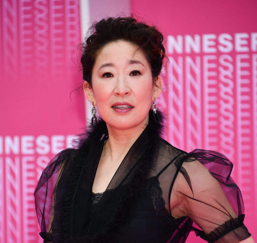 Sandra Oh just became the first Asian actress to earn an Emmy nomination for a lead role, and finally