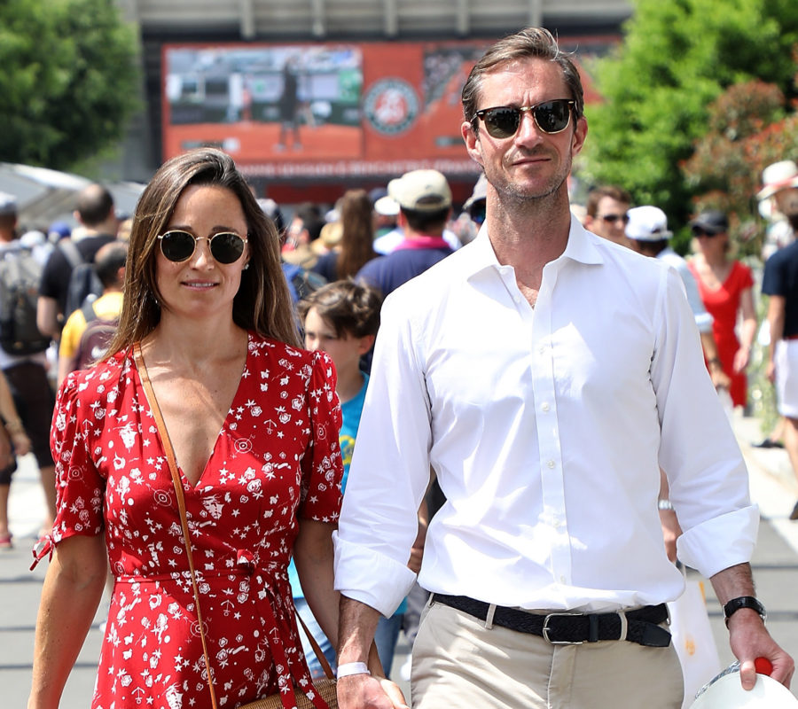This is the pregnancy tip Pippa Middleton learned from Serena Williams