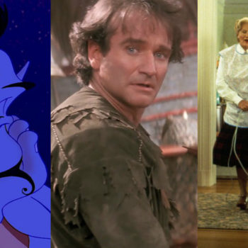 10 of Robin Williams' best roles from our childhood that we still love today