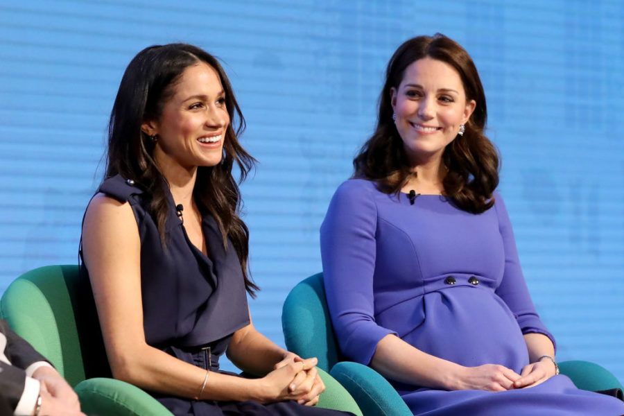 Meghan Markle and Kate Middleton are going on their first solo outing together