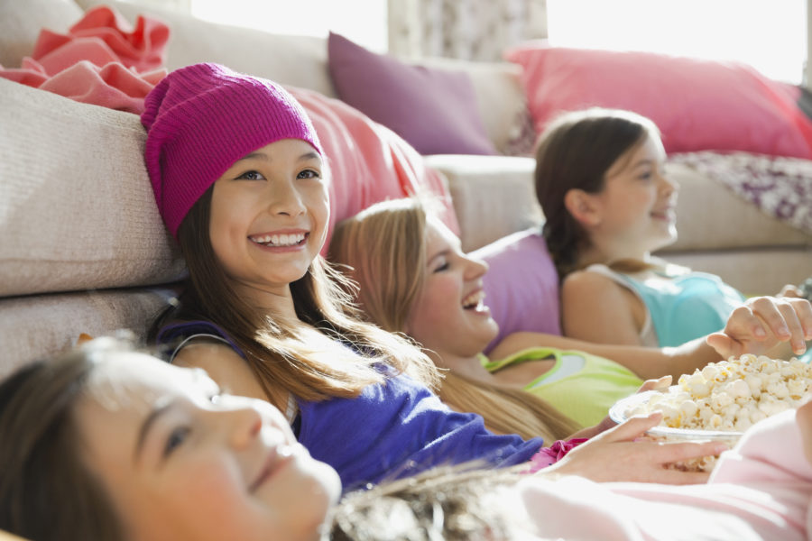 "Why you should throw your daughter a ""first period"" party"
