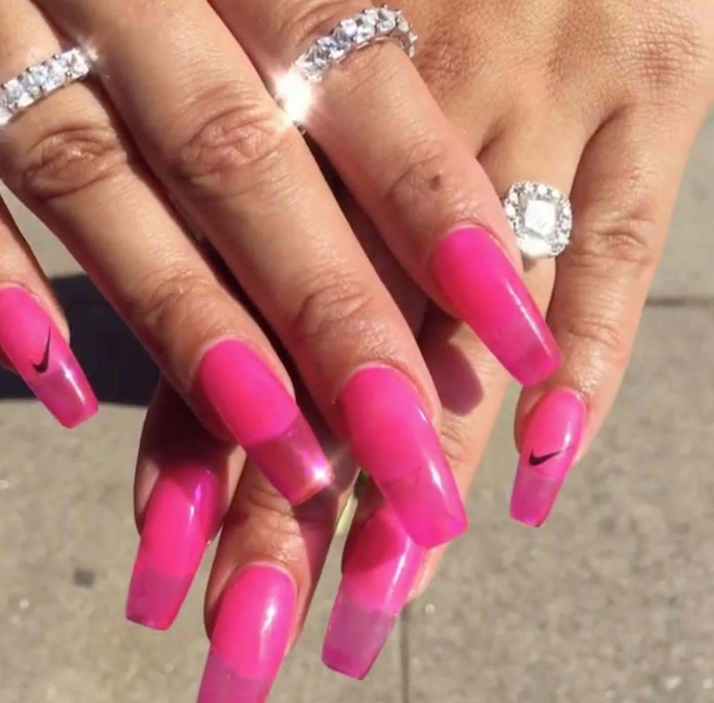 Jelly nails is the latest trend taking over Instagram