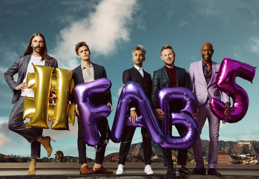 Oh my gosh henny, <em>Queer Eye</em> has been renewed for Season 3