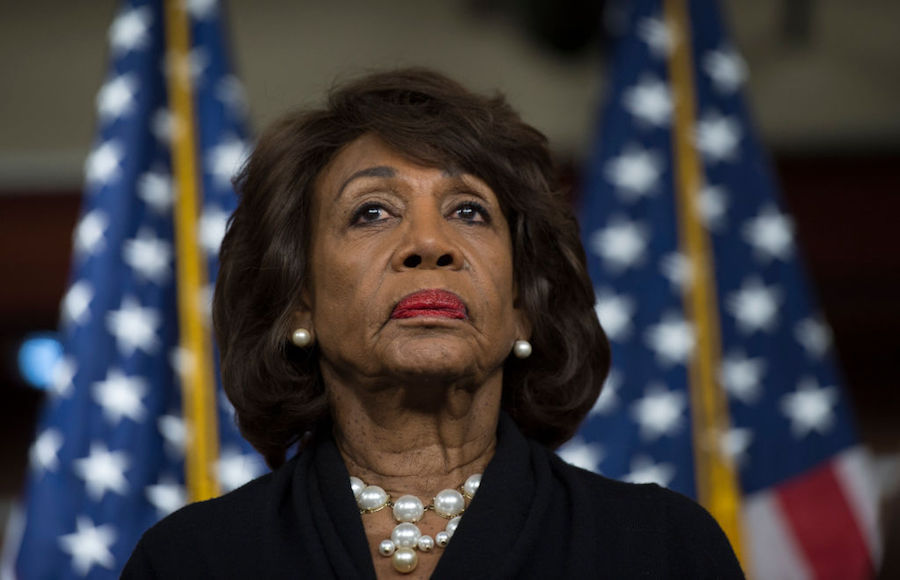 Opinion: Maxine Waters understands civility won't work against Trump