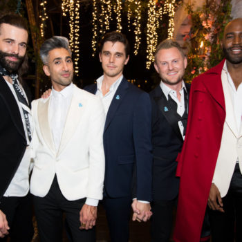 """The <em>Queer Eye</em> guys just posted the best Drake """"In My Feelings"""" challenge video yet, and it's the fiercest thing on the internet"""