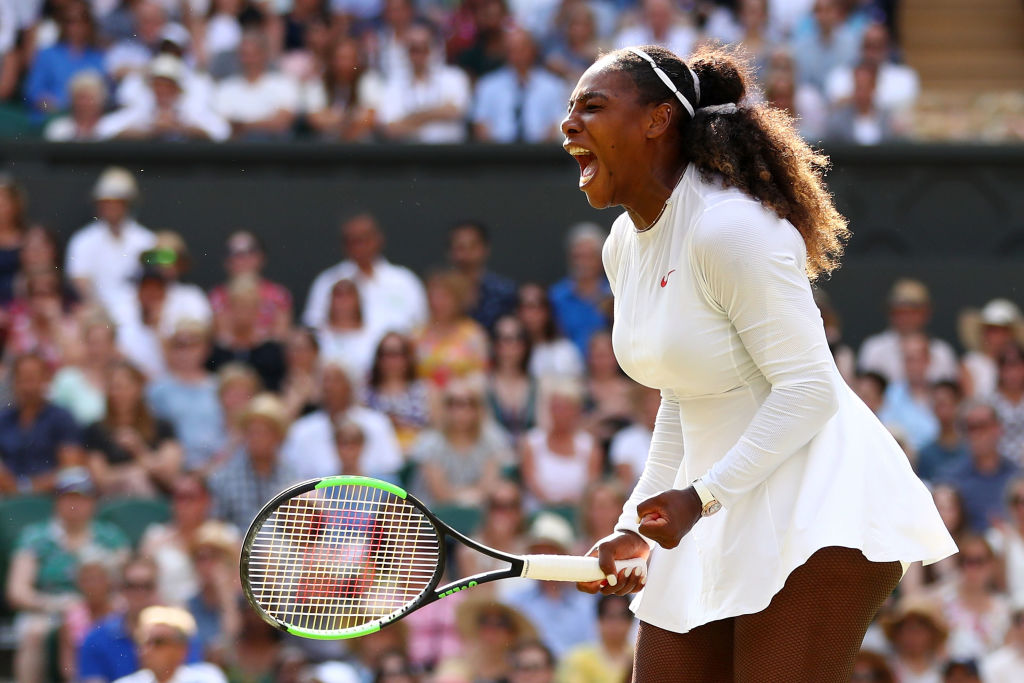 Serena Williams dedicated her Wimbledon loss to her fellow moms, and the video will make you so emotional