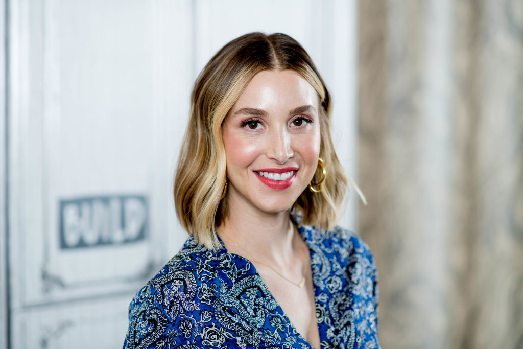 Whitney Port singing <em>The Hills</em> theme song to her son will instantly transport you back to 2006