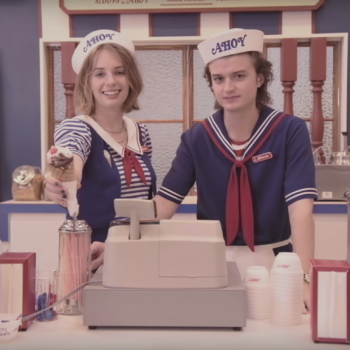 <em>Stranger Things</em> just released the first teaser for Season 3 — and gave us a peek at Steve's new job
