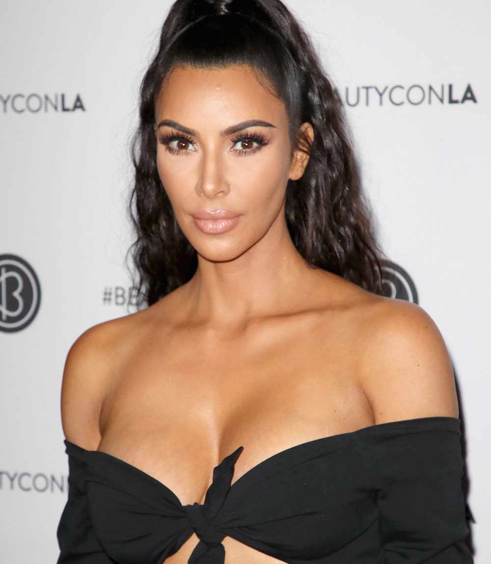 At Beautycon, Kim Kardashian reveals that new KKW Beauty products are dropping very soon