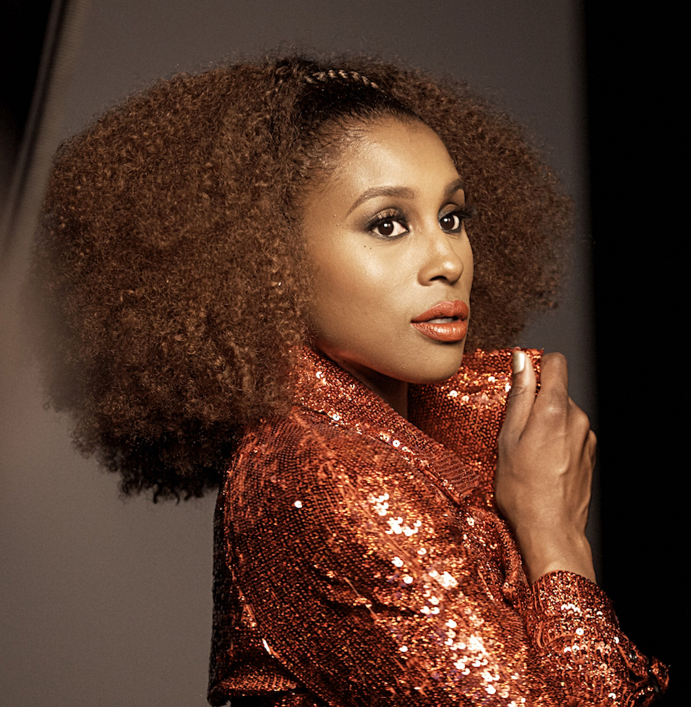 Issa Rae tells us beauty tips she's learned from her <em>Insecure</em> castmates and the best shade she's thrown