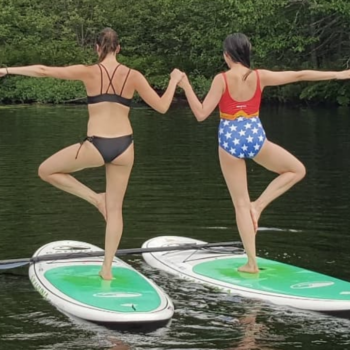 6 workout classes to do with your friends this summer that you'll actually enjoy