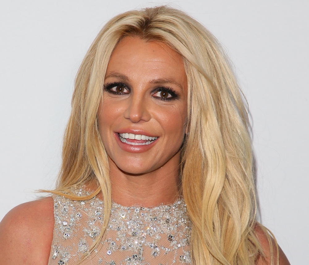 Britney Spears is launching a gender-neutral perfume, and you better work b**ch