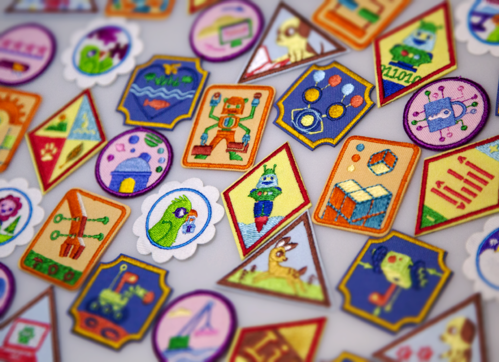 The Girl Scouts are introducing some extremely badass new badges today, and are we too old to sign up?