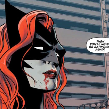 The CW might make a Batwoman show — which would be amazing because Kate Kane is DC's first out lesbian superhero