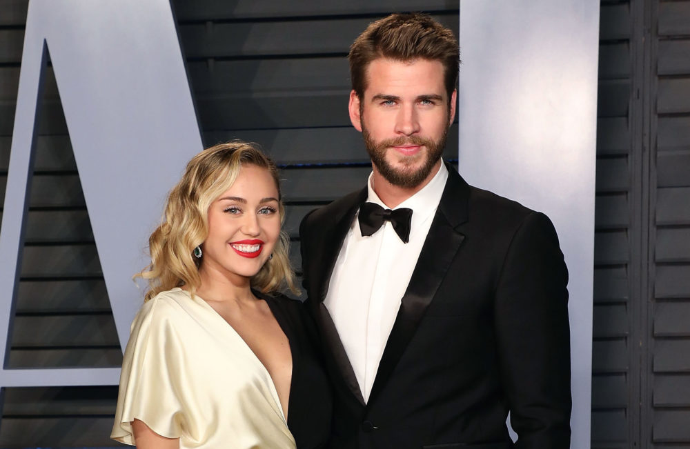 8 of the cutest moments between Miley Cyrus and Liam Hemsworth—because admit it, we're all rooting for them