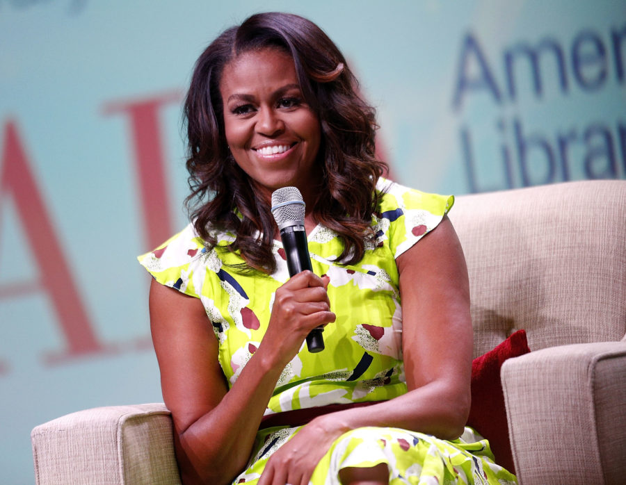 Michelle Obama had a good reason for missing husband Barack's historic speech in South Africa
