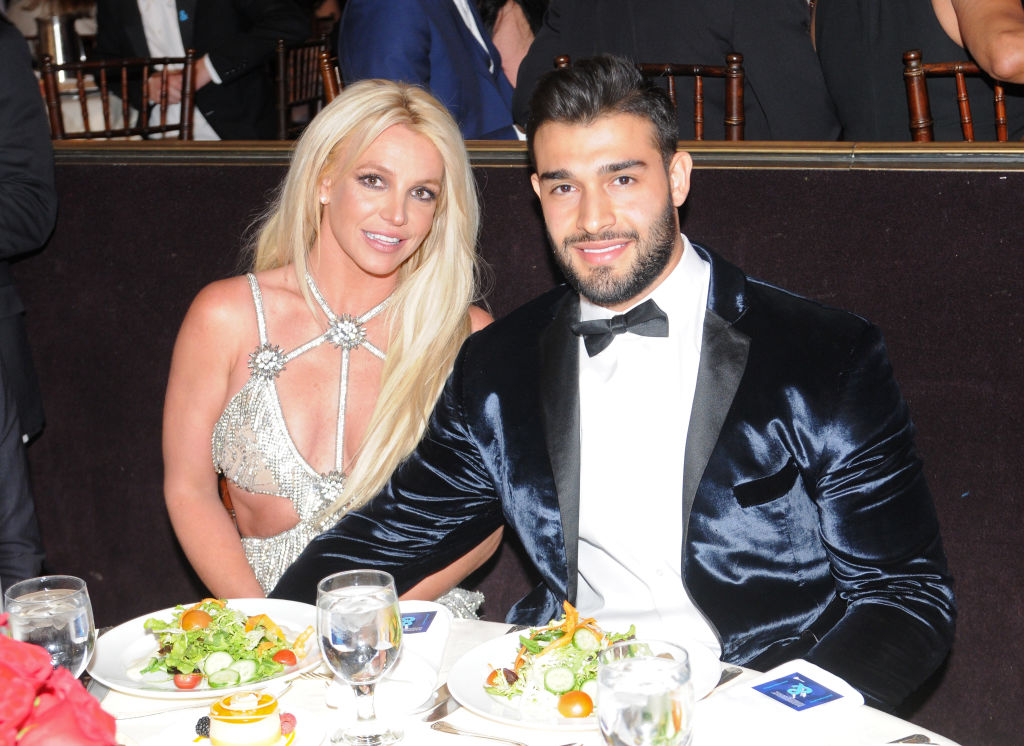 "Britney Spears' boyfriend, Sam Asghari, gushes over his ""better half"" in a new interview, and you will melt"