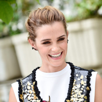 """Emma Watson rejects the word single: """"I call it being self-partnered"""""""